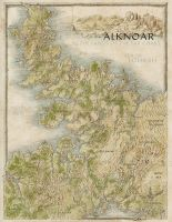 Alknoar and the Far Coast by SirInkman