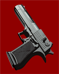 Desert Eagle by maximesz