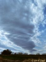 Ellsworth County Clouds 01April2014 by MSchmidtProductions