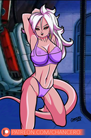 Android 21 (Patreon Preview) by chancero