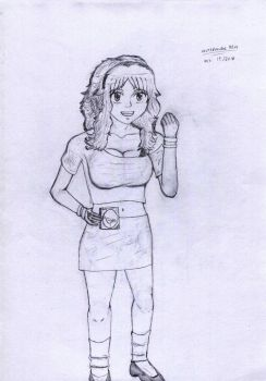 FT - 1980s Lucy by VoltsPower2K