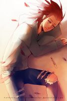 Axel: Never Forget by chuwenjie