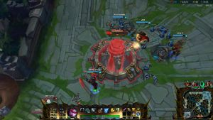 Yellow Jacket Shen Stream Overlay by GDIForces