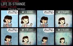 LIFE IS STRANGE | Loopy by TheGouldenWay