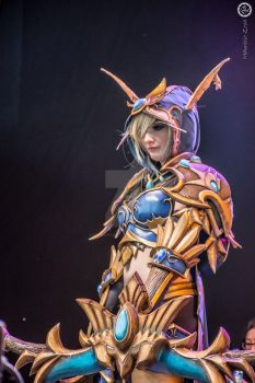 Sylvanas Ranger General from Heroes of the Storm by OpheliacAutumn