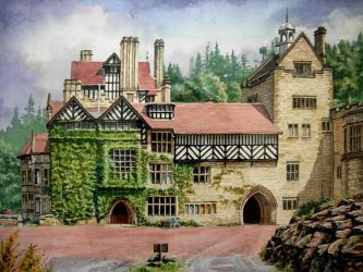 Cragside, Northumberland by jeffsmith1955