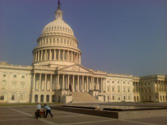 US Capitol by redmustang03