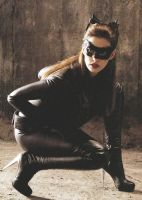 Anne Hathaway - Catwoman by bubble0flame