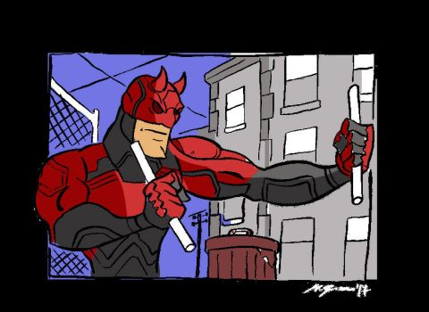 DareDevil by Granamir30