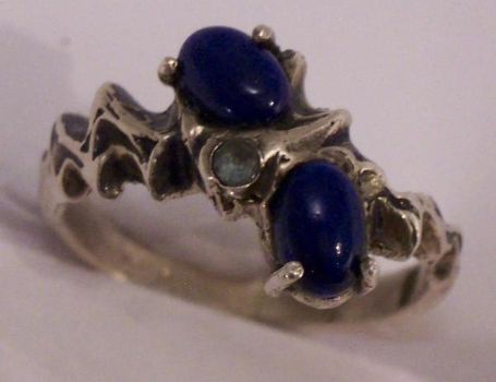 Water Element Ring by EpicEssentials