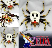 LEGO Skulltula Model by VonBrunk