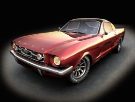 mustang by FriX1981