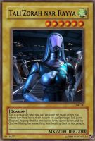 Yu-Gi-Oh Cards Mass Effect 7 by Blackcell8