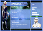 DT Application- Stardust by GothamTaco