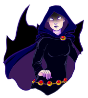 Raven by Meiying262