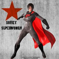 Soviet Superwoman: 2009 by Soviet-Superwoman