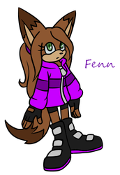 Fenn Again by FennecThunderFox