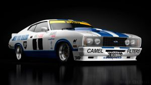 '78 Ford Falcon XC Cobra 1 by The-IC