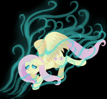 Scared Fluttershy by Trilled-Llama