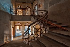 In Abandoned Palace by AbandonedZone