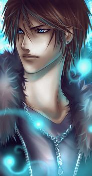 Squall by AikaXx