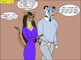 Bengal Tales - Third Time's a Charm by Tigershark620