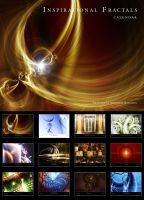 Fractal Calendar III by rougeux
