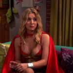 big bang theory penny rp by AstroGoldenBadger