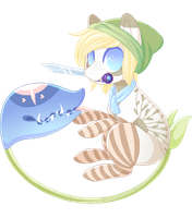 {Pixel} Ready for an Adventure! by Endeth