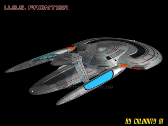 Uss Frontier 4 by calamitySi