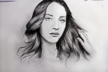 Kat Dennings HQ by harrynotlarry
