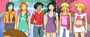 The 6 main girls from Totally Spies! by muozwp