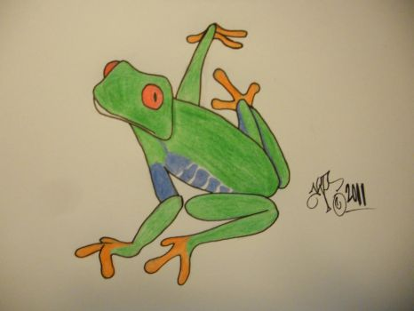 Frog by kurtdawg619
