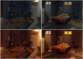 Leon's place concept by Flipfloppery