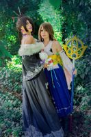 Yuna and Lulu - Final Fantasy X by LadyDaniela89