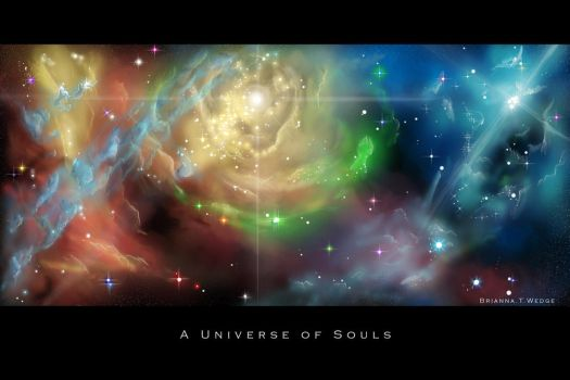 A Universe of Souls by BriannaTWedge