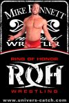 ROH - Mike Bennett by Reorian