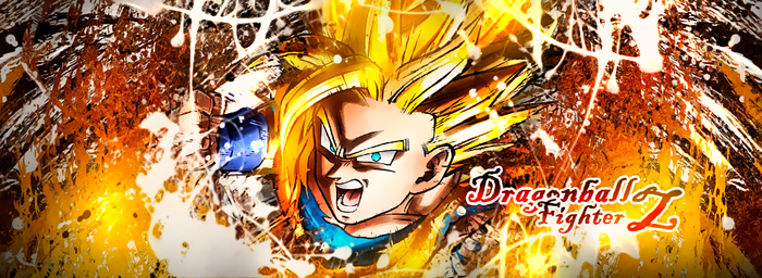 [Signature] Dragonball Fighter Z by MadaraBrek