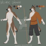 Velimir Voronin - Reference Concept by Rehensin