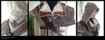 The Continuing Story Of Ezio Auditore/ Cosplay WIP by KADArt-Cosplay