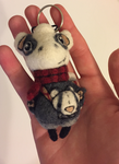 Yuzo Needle Felt By Sarsie by ThinkingBadger