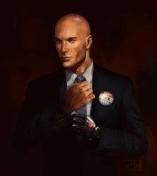 President Lex by perditionxroad