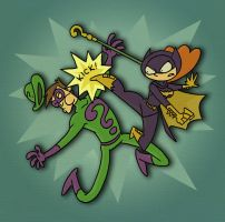 Riddle Me This! by tyrannus
