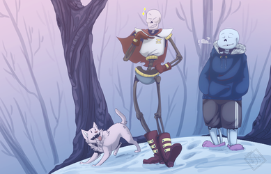 Skelebros v. 2 by the3Ss