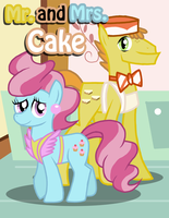 Mr. and Mrs. Cake by Xain-Russell