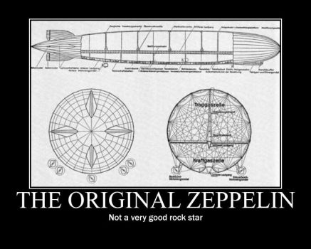 Zeppelins before Led Zeppelin by WilliamJBoone