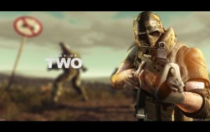 Army of Two Wallpaper 3 by igotgame1075
