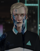 You lied to me, Connor by 0O9IYUT6