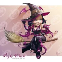 Psyko Witch by RaphooN
