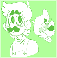 Weegee by Kh0njin